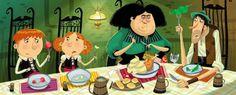 Cuentos tradicionales: Hansel y Gretel. Autor Anónimo, recopilado por los...