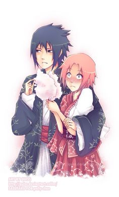 SS SasuSaku for polly-chan by Quiss on @DeviantArt