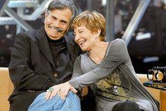 Tarcísio Meira & Glória Menezes O antológico casal da Globo trocou alianças há 53 anos - e, desde então, estão juntos... 16 casais famosos para acreditar no amor