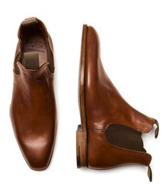 acutestyle: Paul Stuart Brown Boots