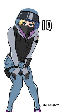 See more 'Rainbow Six Siege' images on Know Your Meme! Iq Rainbow Six Siege, Rainbow 6 Seige, Tom Clancy's Rainbow Six, Rainbow Art, R6 Wallpaper, Ww2 Propaganda Posters, Accel World, Anime Military, Video Game Characters