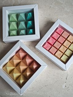 Winnow Chocolates & The Ombre Collection