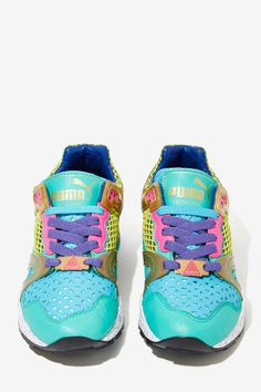 Puma Solange Trinomic XT2 Trainer - Triangles