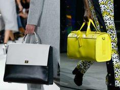 Фасоны модных сумок осень-зима 2015-2016