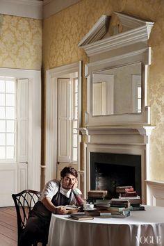 Fresh Prince: Charleston Chef Sean Brock Reinvents Southern Cooking - Vogue