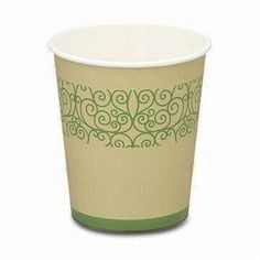 Paper Cups, Made of Different Materials, Customized Sizes are Accepted