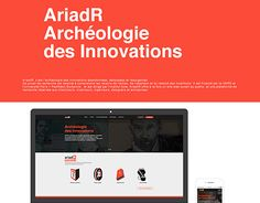 """Check out new work on my @Behance portfolio: """"AriadR Archéologie des innovations"""" http://be.net/gallery/53355969/AriadR-Archologie-des-innovations"""