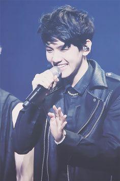 Baekhyun 140415 Comeback Showcase