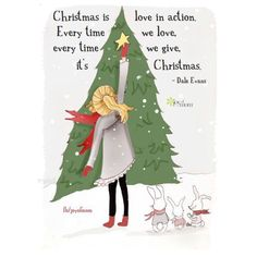 """667 Likes, 7 Comments - Joy of Mom (@joyofmom) on Instagram: """"""""Christmas is love in action. Every time we love, every time we give, it's Christmas."""" – Dale Evans…"""""""