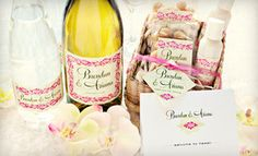 Personalized Labels, Tags, Coasters, and Cards from My Own Labels (Up to 56% Off). Two Options Available.