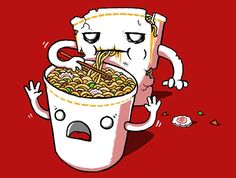 Zombie Ramen T-Shirt https://www.facebook.com/ZombieCPC #zombie #walkingdead
