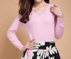 Dámský elegantní svetr růžový – dámské svetry + POŠTOVNÉ ZDARMA Na tento produkt se vztahuje nejen zajímavá sleva, ale také poštovné zdarma! Využij této výhodné nabídky a ušetři na poštovném, stejně jako to udělalo již …