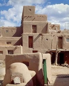 42. Old Culture in Taos, New Mexico - 50 Ultimate Travel Bucket List Ideas ... → Travel