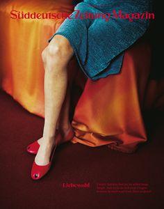 Süddeutsche Zeitung Magazin 51/2015 Coverfoto: Lydia Goldblatt Art-director Thomas Kartsolis Deputy Art-director Birthe Steinbeck Design David Henne, Anna Meyer, Jonas Natterer