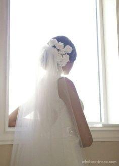 #bridal #veil #wedding #veils