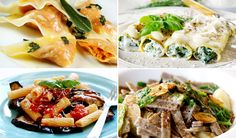 We wanted to pick out top 10 pasta recipes... for vegetarians. From the classic pesto or arrabiata sauce to sweet pumpkin tortelli, what's your favorite? And what do you think we've missed?