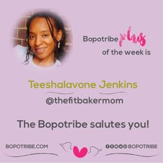 @thefitbakermom plus of the week