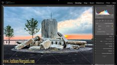 """This is the second video in the """"Learn Lightroom 5 Training Tutorial"""" series brought to you by: http://AnthonyMorganti.com In this video we go over the tools..."""
