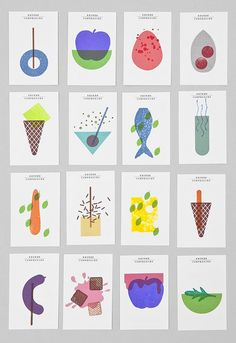 "ILLUSTRATOR: illustration > visual identity: interchangeable logos / shapes + th. - visual identity: interchangeable logos / shapes + th…""> ILLUSTRATOR: illustration > visual iden - Food Design, Web Design, Design Art, Print Design, Shape Design, Design Ideas, Nice Designs, Interior Design, Photomontage"