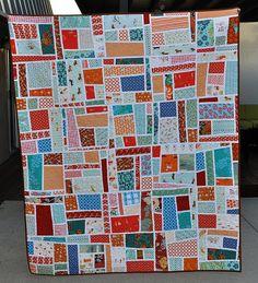 fun mosaic quilt