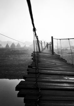 Photo boy on the bridge by Jesper Hake on 500px