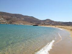 Ag. Sostis Beach. Mikonos. Greece