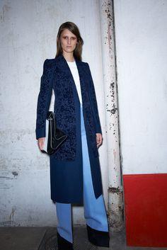 Céline Resort 2013 Fashion Show - Marie Piovesan