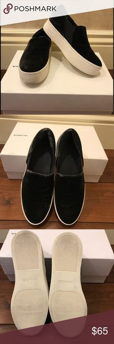 I just added this listing on Poshmark: Vince Velvet Sneakers. Vince Sneakers, Shoes Sneakers, Larger, Dust Bag, Espadrilles, Platform, Chanel, Fashion Design, Fashion Trends