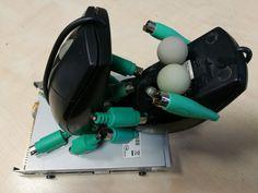 Szeretkező egerek Recycled Art, Recycling, Recycle Art, Recyle, Repurpose, Upcycle