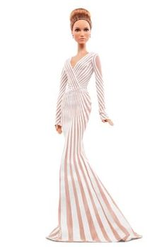 Jennifer Lopez Red Carpet Doll | The Barbie Collection