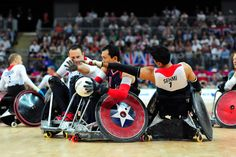 USA vs. Great Britain --- London 2012 Paralympic Games