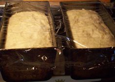 Bread Rising