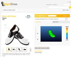 Scansiona i tuoi piedi in 3D, registrati su http://www.rightshoes.ch  e scopri la taglia di scarpe più adatta ai tuoi piedi!     Get your feet scanned, sign in to www.rightshoes.ch for free, you will find a new way to select the right size of shoes you are willing to buy!