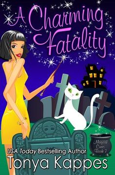 """A CHARMING FATALITY Witches of Karma (Karma's Witches Book 5) by Tonya Kappes PDF Downlaod A CHARMING FATALITY  Witches of Karma (Karma's Witches Book 5) by Tonya Kappes Epub Download A CHARMING FATALITY  Witches of Karma (Karma's Witches Book 5) PDF Download A CHARMING FATALITY  Witches of Karma (Karma's Witches Book 5) ebook download Tonya Kappes A CHARMING FATALITY audiobook download A CHARMING FATALITY  Witches of Karma (Karma's Witches Book 5) Tonya Kappes mp3 download A CHARMING…"