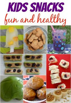 Healthy After School Snacks - Coffee Cups and Crayons