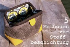 machwerk: Wachstuch selbstgemacht: 5 Methoden einen Stoff zu beschichten