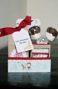 25 Homemade Holiday Packages, DIY Christmas Gifts, Neighbor and coworker gifts