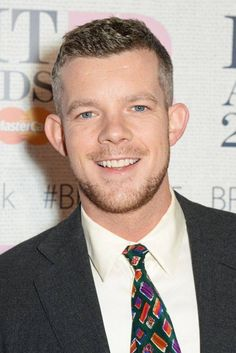 Russell Tovey Angers Fans With Controversial Remarks On Effeminate Men Brit Awards 2015, Dylan Jordan, Russell Tovey, Blue Eyed Men, Beautiful Men Faces, Gorgeous Men, Ange Demon, Actors Male, Ideal Man