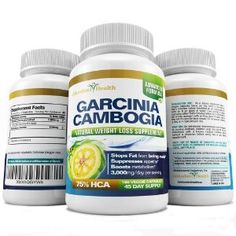 "GARCINIA CAMBOGIA WORKS!! Wouldn't it be nice to have MORE energy and LESS fat? ""It's been in studies to help INCREASE WEIGHT LOSS BY 2-3 TIMES MORE than people would naturally lose with diet and exercise alone"" --- That's UNHEARD OF! How would you like to lose 2-3 TIMES MORE WEIGHT than ANYTHING you've ever tried before?  http://www.amazon.com/GARCINIA-CAMBOGIA-FORMULA-CONTAIN-CALCIUM/dp/B00GIBR198/ref=as_li_qf_br_asin_til?tag=hbt09-20&linkCode=w00&creativeASIN=B00GIBR198"