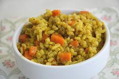 אורז מלא עם עדשים שחורות וגזר - אתר hfood אוכל בריא מציע לגולשים מתכונים בריאים וטעימים וטיפים בנושאי תזונה נכונה וגם אורז מלא עם עדשים שחורות וגזר. לחצו לצפיה במתכון בריא