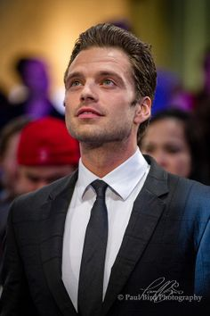 Sebastian Stan. He's SO beautiful.