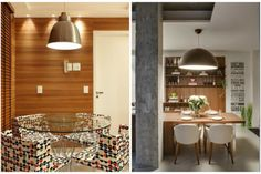 lustre pendente para sala de jantar: a nova tendência em decoração