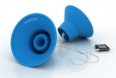 tembo trunks. portable and virtually indestructible travel speakers