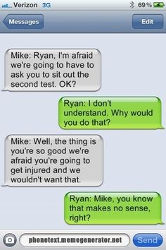 ... messages on Pinterest | Funny Text Messages, Texts and Iphone Texts: http://pinterest.com/chika1234/txt-messages
