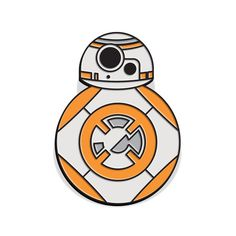 BB-8 Enamel Pin