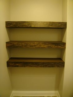 Ana White | Build a Floating Shelves | Free and Easy DIY Project and Furniture Plans