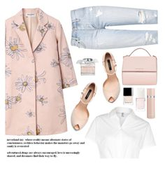 """""""Perfume for Spring"""" by kels-x ❤ liked on Polyvore featuring Charles Anastase, American Apparel, Zara, Chloé, Givenchy, Christian Dior, Valentino, Spring and springscent"""