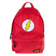 The Flash Classic Backpack (Red)