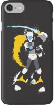Copy Zero splattery design iPhone 7 Cases