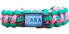 AKA braided sports bracelet
